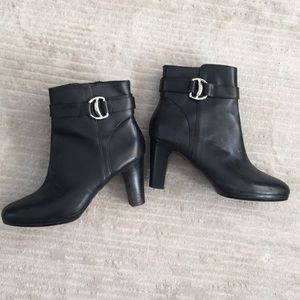 Ralph Lauren ankle booties